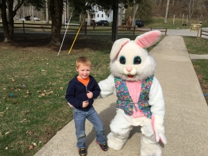 Easter Egg Hunt for People with Special Needs